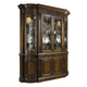 Fine Furniture Belvedere China Cabinet in Amalifi