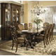 Fine Furniture Belvedere 9 Piece Dining Room Set in Amalifi