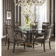 Fine Furniture Belvedere 7 Piece Round Dining Room Set in Amalifi