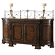 Fine Furniture Belvedere Credenza With Wood Top in Amalifi 1150-850