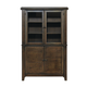 John Thomas Furniture Canyon Hutch in Graphite H11-39AB