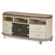 Aico Overture Media Cabinet in Cristal 08081R-13