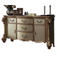 Acme Vendome Dresser in Gold Patina 23005