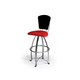 Create Design Kipra Bar Stool C-21330 (Set of 2)