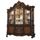 Acme Versailles Buffet w/Hutch in Cherry Oak 61104 SPECIAL