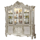 Acme Versailles Buffet w/Hutch in Bone White 61134 SPECIAL