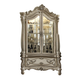 Acme Versailles Curio in Bone White 61153 PROMO