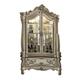Acme Versailles Curio in Bone White 61153