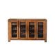 Alpine Furniture Shasta Server in Salvaged Natural ORI-913-04
