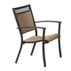 Carmadelia Outdoor Sling Chair in Tan/Brown (Set of 4) P376-601A