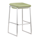 Zuo Modern Lids Barstool in Green 300032 (Set of 2)