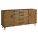 Tommy Bahama Home Twin Palms Sandy Point Buffet in Medium Umber 558-852