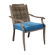 Partanna Outdoor Chair with Cushion (Set of 4) P556-601A