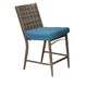 Partanna Outdoor Barstool with Cushion (Set of 4) P556-130