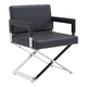 Zuo Modern Yes Dining Chair in Black 100357