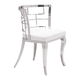 Zuo Modern Quince Dining Chair in White 100332 (Set of 2)