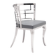 Zuo Modern Quince Dining Chair in Gray 100333 (Set of 2)