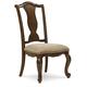 A.R.T. La Viera Splat Back Side Chair in Chestnut (Set of 2) 225204-2107