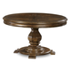 A.R.T. La Viera Round Dining Table in Chestnut 225225-2107