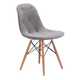 Zuo Modern Probability Dining Chair in Gray 104155