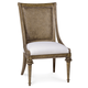 A.R.T Pavilion Woven Back Sling Chair in Rustic Pine (Set of 2) 229200-2608