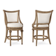 A.R.T Pavilion Party Chair in Rustic Pine (Set of 2) 229210-2608