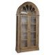 A.R.T Pavilion Curio China in Rustic Pine 229242-2608