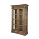 A.R.T Pavilion Crown Curio China in Rustic Pine 229243-2608