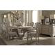 A.R.T Renaissance 7pc Double Pedestal Dining Set in Dove Grey