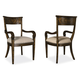 A.R.T Firenze II Arm Chair in Rich Canella (Set of 2) 259207-2304
