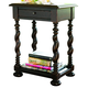 Paula Deen Home Sweet Tea Side Table in Tobacco