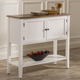 Hillsdale Bayberry/ Embassy Server in White 5791-850