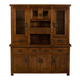 Hillsdale Outback Buffet with Hutch in Chestnut 4321-850;4321-851