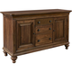 Broyhill Furniture Cascade Server in Arid Brown 4940-513