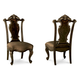 A.R.T Gables Wood Back Side Chair in Cherry (Set of 2) 245204-1707