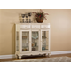 Hillsdale Pine Island Tall Buffet in Old White 5265-850