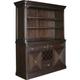 Broyhill Furniture Jessa Server Hutch in Acacia 4980-514