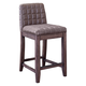Broyhill Furniture Bedford Avenue Lefferts Avenue Counter Stool (Set of 2) in Woolen Beige 8615-529