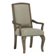 Broyhill Furniture Bedford Avenue Flushing Avenue Tapestry Arm Chair Set of 2 8615-539