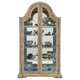 Bernhardt Campania Display Cabinet in Weathered Sand 370-356