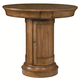Hammary Hidden Treasures Oak Pub Table in Oak solids and Veneers 090-454