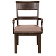 Samuel Lawrence Fulton St. Arm Chair in Oak (Set of 2) S086-157