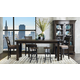 Samuel Lawrence Fulton St. 5pc Gathering Dining Set in Oak