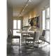 Universal Furniture Modern 5-Piece Robards Round Dining Set