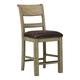 Samuel Lawrence Flatbush Gathering Chair in Light Oak (Set of 2) S084-178