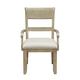Samuel Lawrence Prospect Hill Arm Chair in Light Oak (Set of 2) S082-155
