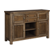 Moriville Server in Nutmeg Brown D631-60