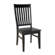 Clayco Bay Side Chair in Black (Set of 2) D640-01
