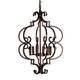 Kanab Metal Pendant Light in Antique Copper L000528