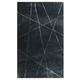Zorion Medium Rug in Silver/Gray R400652